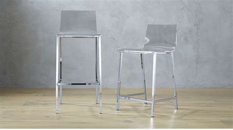 Kitchen Storage Room Design vapor acrylic bar stools cb2