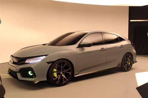 Voiture Sportive 4 Portes by Honda Civic 5 Portes Concept La Passe 224 Dix En Direct