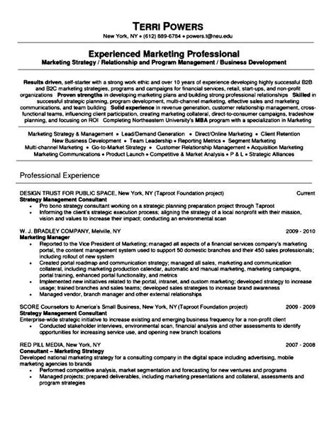 Exles Of Best Executive Resumes by Writing An Executive Resume 28 Images Executive Resume
