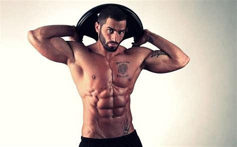 lazar angelov lazar angelov s new workout routine for summer