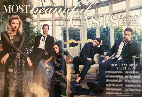 home away cast sizzle in who magazine s beautiful