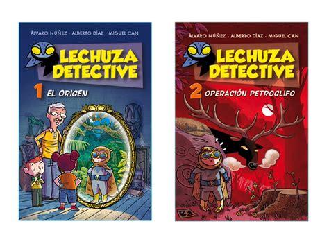 miguel can ilustrador ilustracion lechuza detective