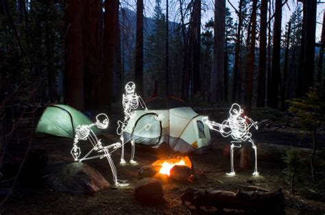 How To Light Paint by Led Light Paintings By Darren Pearson