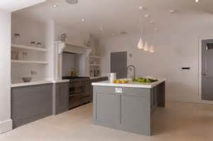 shaker kitchen island battersea handleless shaker kitchen higham furniture