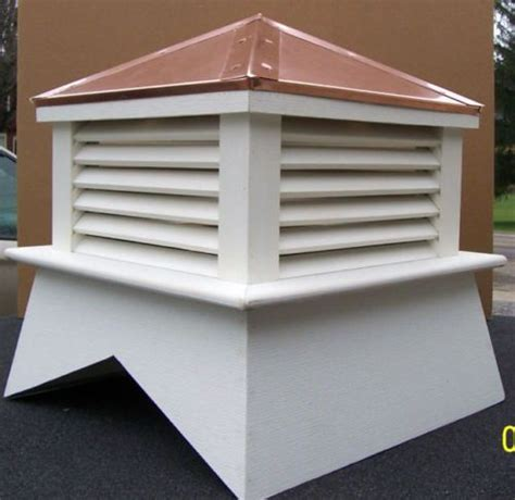 Cupola Kit by 24 Quot Vinyl Cupola Roof Vent For Your Weather Vane All Self
