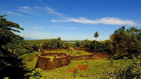 orange fortress gorontalo indonesia