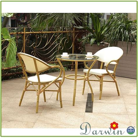 powder coated aluminum outdoor furniture powder coated aluminum rattan outdoor patio furniture dw