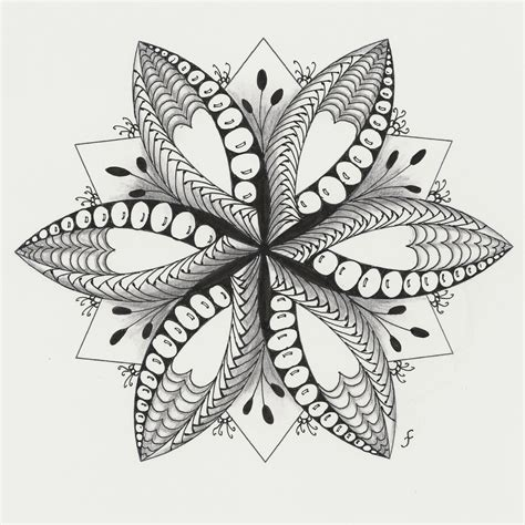 free abstract stars and hearts coloring pages