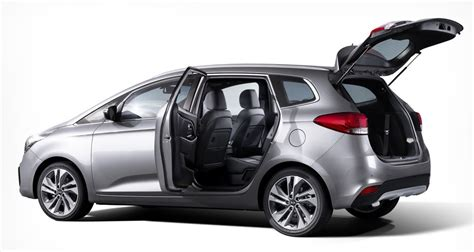 Kia Rhondo 2017 Kia Rondo 7 Seat Minivan Getting A Facelift Kia