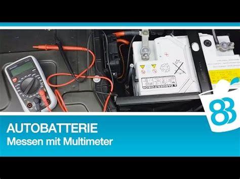 Motorrad Batterie Schnell Leer by Batterie Leer Wie 252 Berbr 252 Cke Ich Starthilfe