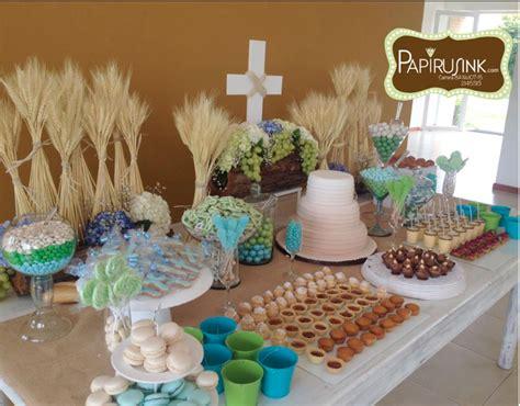 decoracion de mesas de comunion mesa de dulces primera comuni 243 n ni 241 o postres decoraci 243 n