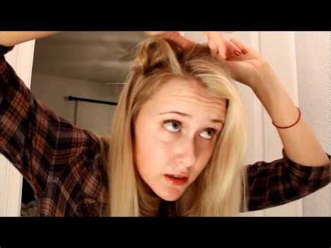 diy hairstyles without heat how to curl your hair without heat youtube