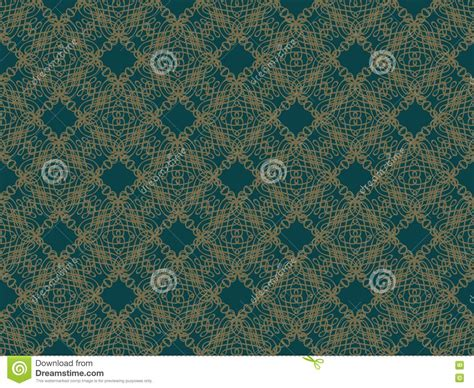 pattern blue brown blue and brown seamless wallpaper pattern stock