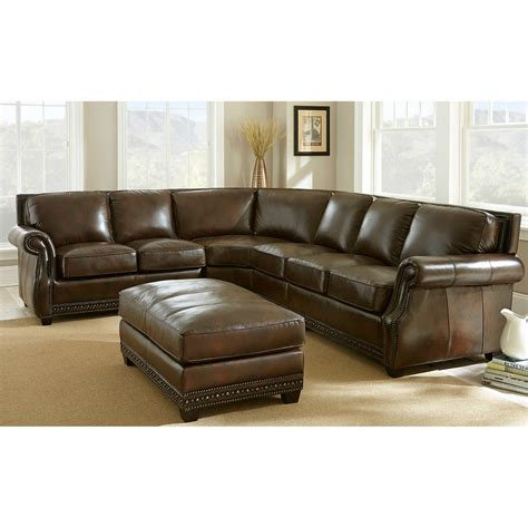 leather sectional costco leather sectional sofa costco andersen top grain leather