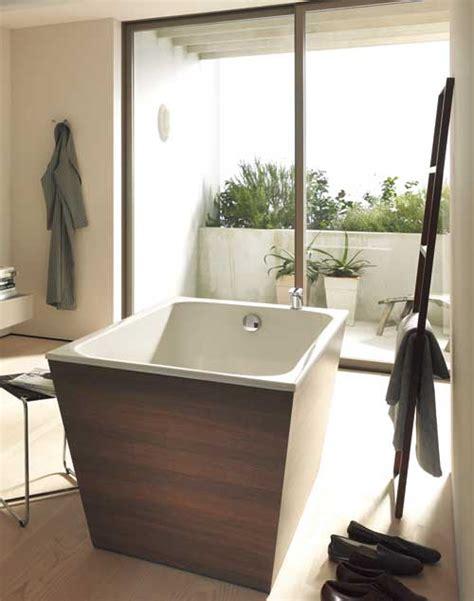 2 baignoires japonaises styles de bain
