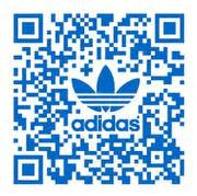 scan the adidas qr code now impossible is nothing gear up logos the o