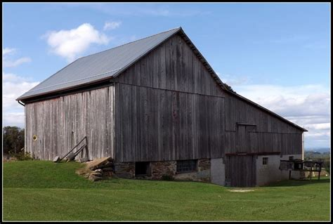 Amish Valley Sheds by Indian Steps Road Pennsylvania Oct 06 2012 Amish Barn