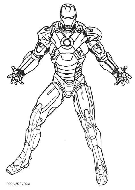 Free Printable Iron Man Coloring Pages For Kids Cool2bkids Iron Colouring Pages To Print