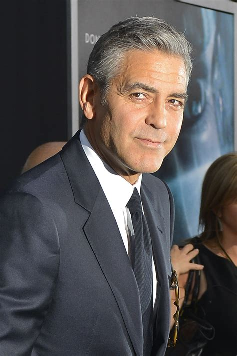 George Clooney Doesnt Come Cheap by Say What George Clooney To Wear Giorgio Armani