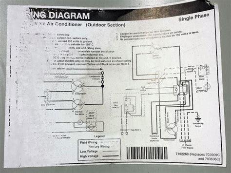 outdoor unit compressor doesnt start  fan runs