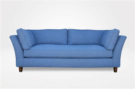 the chameleon couch lielle sofa modern slipcovered sofa chameleon fine