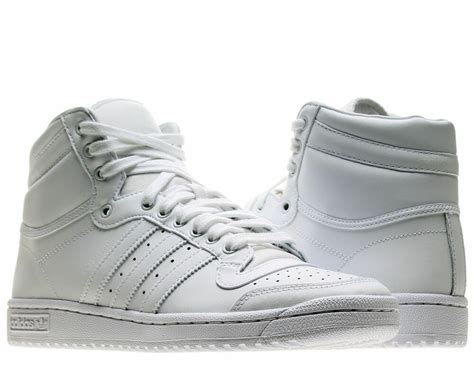 adidas top ten hi sneakers shoes white s84596 size 10 5 new ebay