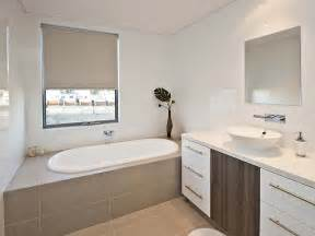 Pictures Of Bathrooms by Country Bathroom Design With Recessed Bath Using Marble