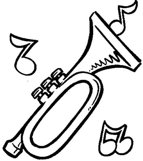 imagenes para colorear instrumentos musicales dibujos instrumentos de viento imagui