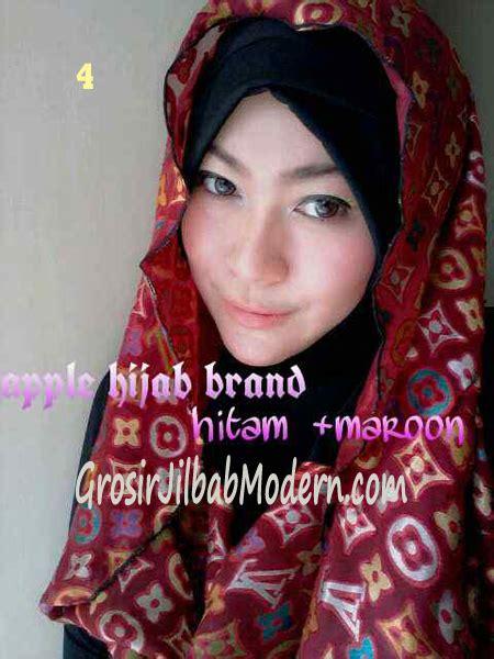Gamis Ananda Hitam Marun pashmina instant zehra no 4 hitam marun grosir jilbab modern jilbab cantik jilbab syari jilbab