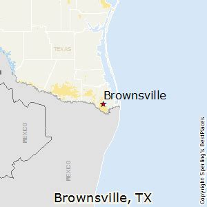 brownsville texas zip code map best places to live in brownsville texas