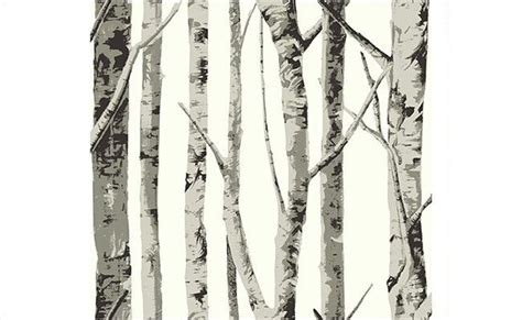 black and white tree wallpaper once upon a time trees wallpaper from the eco chic collection by seabrook