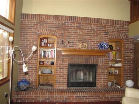 Fireplace Mantel Decor Ideas Home by Hoy Remodelamos La Chimenea Decoraci 243 N Retro