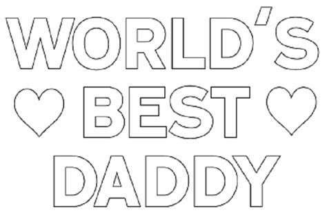 printable coloring pages i love my daddy happy fathers day coloring pages 2017 cute father s day