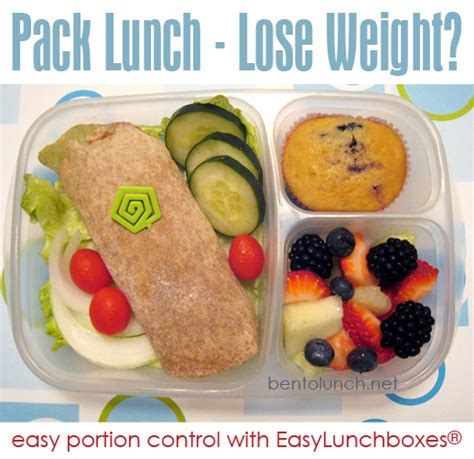 10 Best School Lunch Ideas For Losing Weight by Adults Can Lose Weight With Portion Controlled Packed