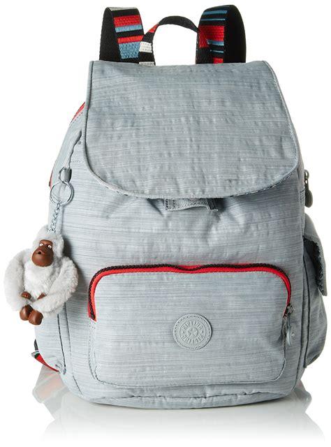 Tas Kipling City Pack Ransel Original kipling womens city pack s backpack grey dazz grey str