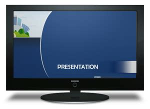 Methods To Play Powerpoint On Tv Tv Powerpoint Template