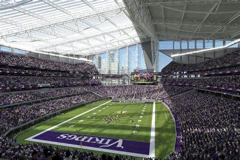 bank studium nfl and mlb atlanta and minneapolis new stadiums update