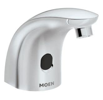 Moen Automatic Faucet by Faucet 8558 In Chrome By Moen