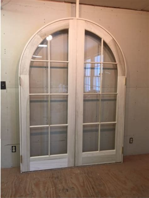 Curved Interior Doors Arched Interior Doors