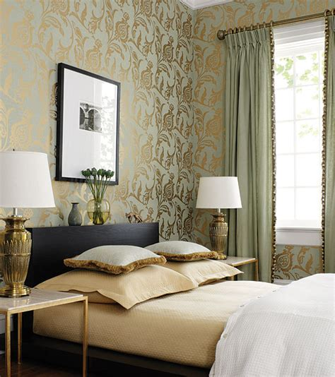 Bedroom Design Wallpaper Room Wallpaper Designs