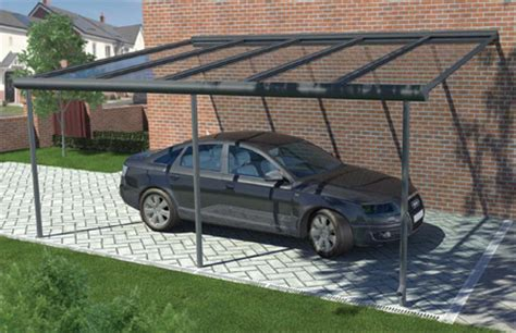 Car Awnings Uk by Suspended Polycarbonate Canopy Car Pictures Car