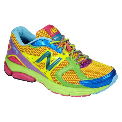 multi colored athletic shoes new balance s 580 running athletic shoe multi