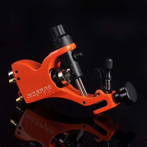 tattoo machine erage orange top handmade danny fowler tattoo machine gun liner
