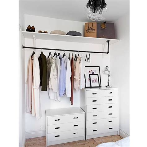 Drawers For Inside Closet by Easy Ikea Closet Hack With Ikea Nordli Chest Of