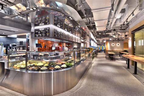 Kitchen Food Company Mcdonald S Next Fast Food Reveals Future Of Its