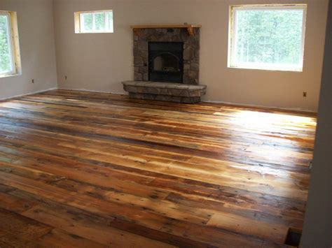 Reclaimed Wood Tile Flooring by Reclaimed Flooring Types And Their Pros And Cons Express