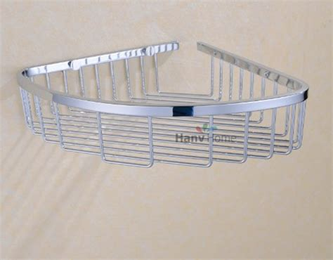 Fashion Quality 5509 Wall Shower Stainless Made In Taiwan corner shower caddy stainless steel wall mount corner