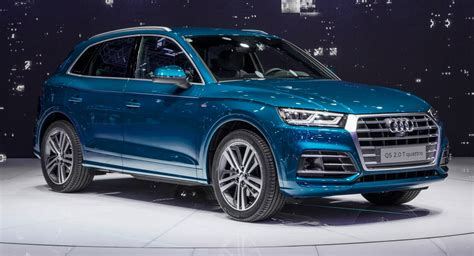 all new 2017 audi q5 from the show floor