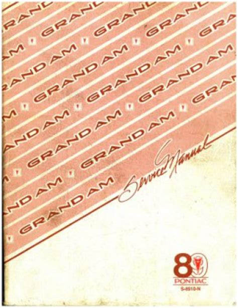 service manuals schematics 1989 pontiac grand am windshield wipe control pontiac grand am service manual 1989 used