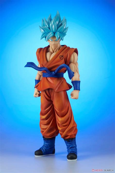 Series Saiyan Goku series saiyan god saiyan goku pvc figure item picture1